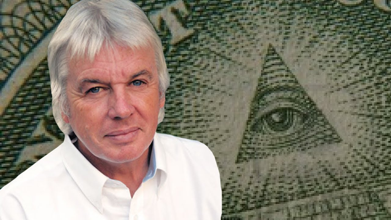 David Icke is revealing the NWO