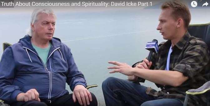 David Icke interviewed by Luke Radkowski