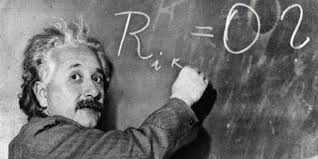 Einstein represents the shift in thinking that is necessary to change the current problems we face