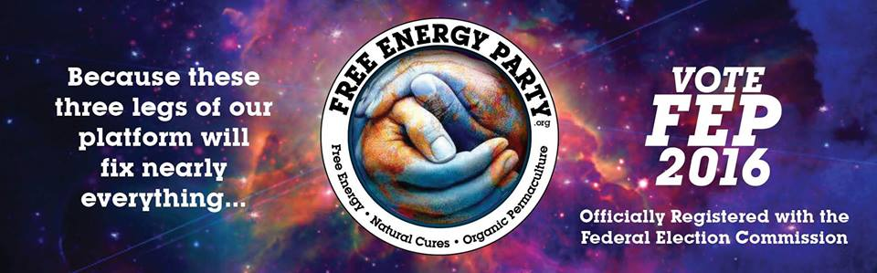 Free Energy is available and achievable