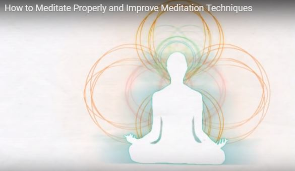 Meditation has many benefits - Improves your Life