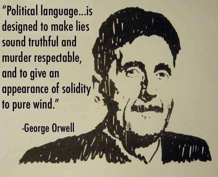 George Orwell - Prophecy or Project Manager