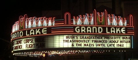 Bush Family Funded dem Nazi's - still do smh
